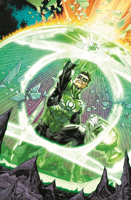 GREEN LANTERN SEASON TWO #7 (OF 12) CVR B HOWARD PORTER VAR (9/8/2020)