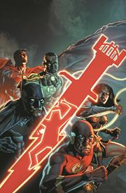 JUSTICE LEAGUE ANNUAL #2 (09/29/2020)