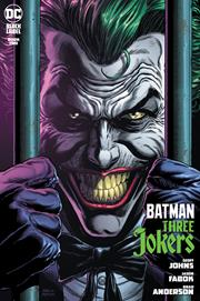 BATMAN THREE JOKERS #2 (OF 3) PREMIUM VAR D BEHIND BARS (09/29/2020)