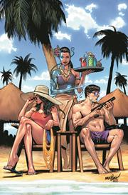WONDER WOMAN #764 CVR A DAVID MARQUEZ (10/13/2020) BACKISSUE