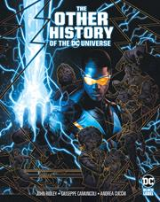 OTHER HISTORY OF THE DC UNIVERSE #1 (OF 5) CVR B JAMAL CAMPBELL (MR) (11/18/2020)