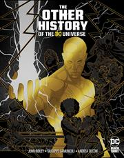 OTHER HISTORY OF THE DC UNIVERSE #1 (OF 5) INC 1:25 FOIL JAMAL CAMPBELL VAR (MR) (11/18/2020) NOTE 2 SHIP DATES