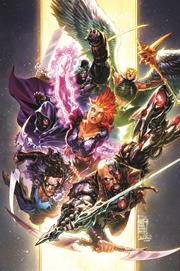 JUSTICE LEAGUE #57 CVR B PHILIP TAN VAR (DARK NIGHTS DEATH METAL) (11/18/2020)