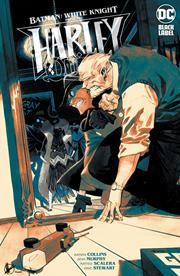 BATMAN WHITE KNIGHT PRESENTS HARLEY QUINN #2 (OF 6) CVR B MATTEO SCALERA VAR (MR) (11/18/2020)