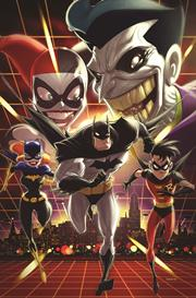 BATMAN THE ADVENTURES CONTINUE #6 (OF 7) CVR B KAARE ANDREWS VAR (11/3/2020)