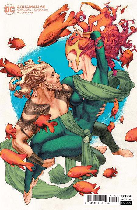 AQUAMAN #65 CVR B JOSHUA MIDDLETON VAR (11/18/2020) BACKISSUE