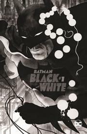 BATMAN BLACK AND WHITE #1 (OF 6) CVR B JH WILLIAMS III VAR (12/01/20) BACKISSUE