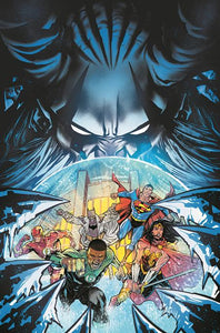 JUSTICE LEAGUE #58 CVR A FRANCIS MANAPUL (ENDLESS WINTER) (12/15/20)