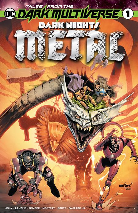 TALES FROM THE DARK MULTIVERSE DARK NIGHTS METAL #1 (ONE SHOT) (12/22/20) BACKISSUE