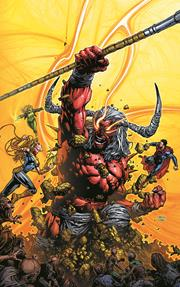 DCEASED DEAD PLANET #6 (OF 7) CVR A DAVID FINCH (12/01/20) BACKISSUE