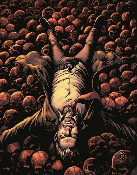 HELLBLAZER RISE AND FALL #3 (OF 3) CVR A DARICK ROBERTSON (MR) (1/05/21)