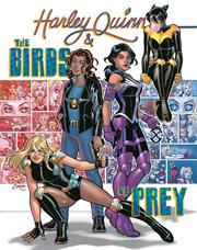 HARLEY QUINN AND THE BIRDS OF PREY #4 (OF 4) CVR A AMANDA CONNER (MR) (12/15/20)
