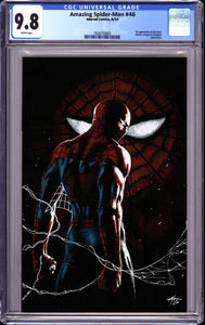AMAZING SPIDER MAN #46 DELL-OTTO VIRGIN EXCLUSIVE (10/12/2020) CGC 9.8