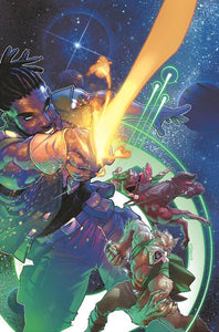 FUTURE STATE GREEN LANTERN #1 (OF 2) CVR B JAMAL CAMPBELL CARD STOCK VAR (1/12/2021) BACKISSUE