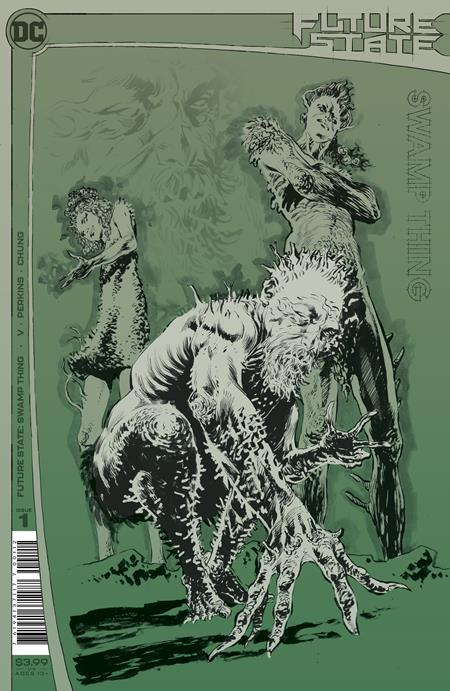 FUTURE STATE SWAMP THING #1 (OF 2) Second Printing (2/2/2021)