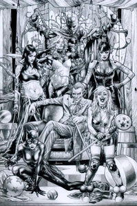 DETECTIVE COMICS #1027 JAY ANACLETO VIRGIN SKETCH EXCLUSIVE (9/15/2020) BACKISSUE