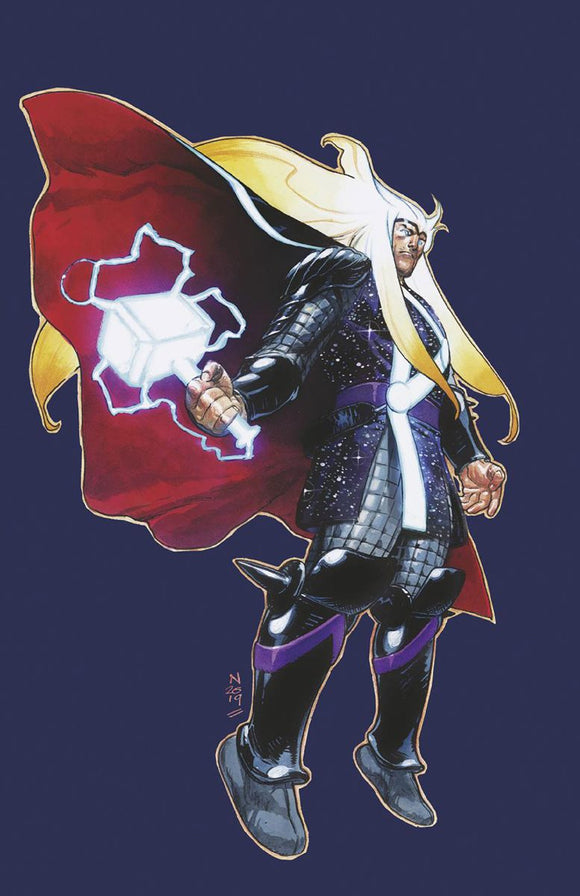 THOR #1 3RD PTG UNKNOWN COMICS VIRGIN VAR (9/9/2020) BACKISSUE