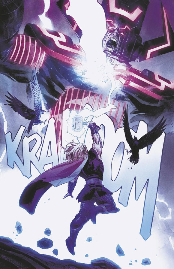 THOR #4 3RD PTG UNKNOWN COMICS VIRGIN KLEIN VAR (9/9/2020)