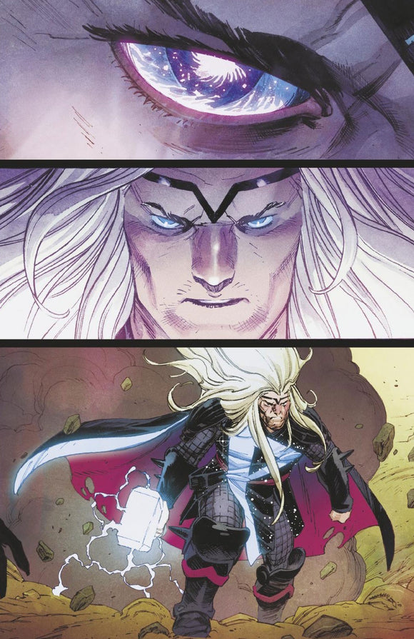 THOR #2 5TH PTG UNKNOWN COMICS VIRGIN VAR (9/23/2020) BACKISSUE