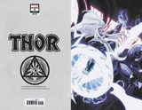 THOR #5 4TH PTG UNKNOWN COMICS VIRGIN VAR (9/23/2020) BACKISSUE