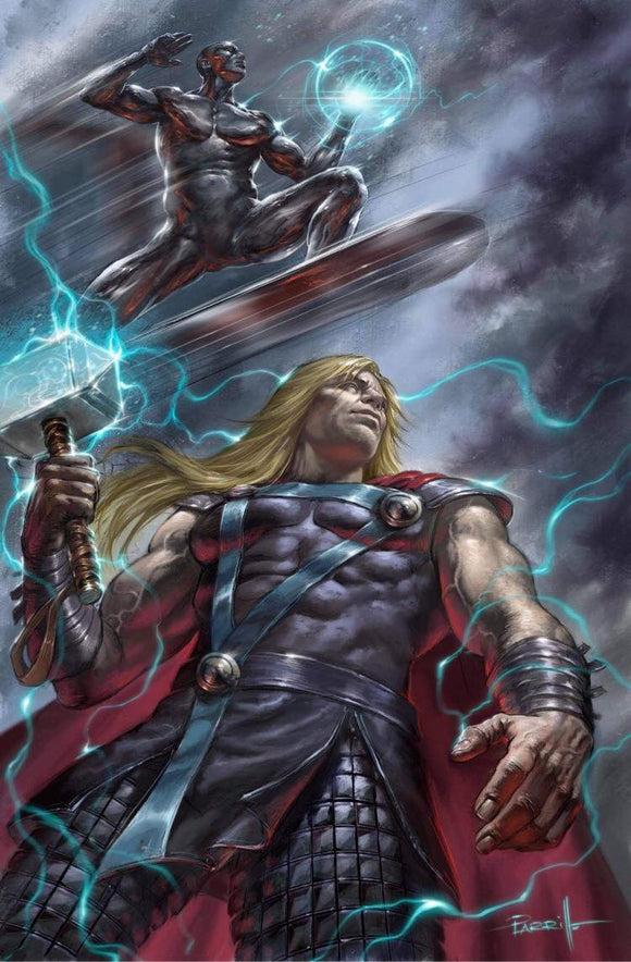 THOR #8 UNKNOWN ILLUMINATI PARILLO EXCLUSIVE (10/07/20) 2-PACK