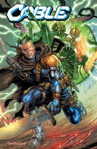 CABLE #5 TYLER KIRKHAM UNKNOWN ILLUMINATTI EXCLUSIVE XOS (10/14/2020) BACKISSUE