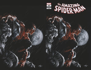 AMAZING SPIDER-MAN #50 GABRIELE DELLOTTO UNKNOWN EXCLUSIVE BUNDLE(10/14/2020) 2-PACK BACKORDER