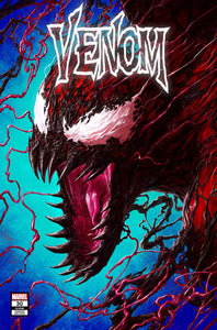 VENOM #30 RAPOZA UNKNOWN ILLUMINATI EXCLUSIVE 11/18/2020