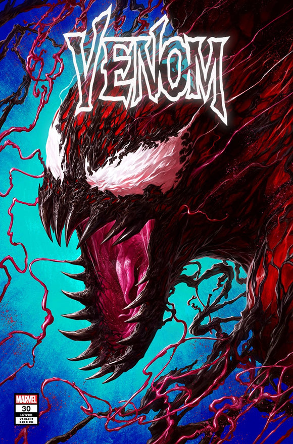 VENOM #30 RAPOZA UNKNOWN ILLUMINATI EXCLUSIVE 11/18/2020 BACKISSUE