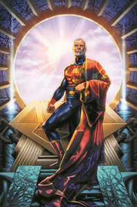 FUTURE STATE SUPERMAN HOUSE OF EL #1 (ONE SHOT) CVR B JAY ANACLETO CARD STOCK VAR (2/23/21) BACKISSUE