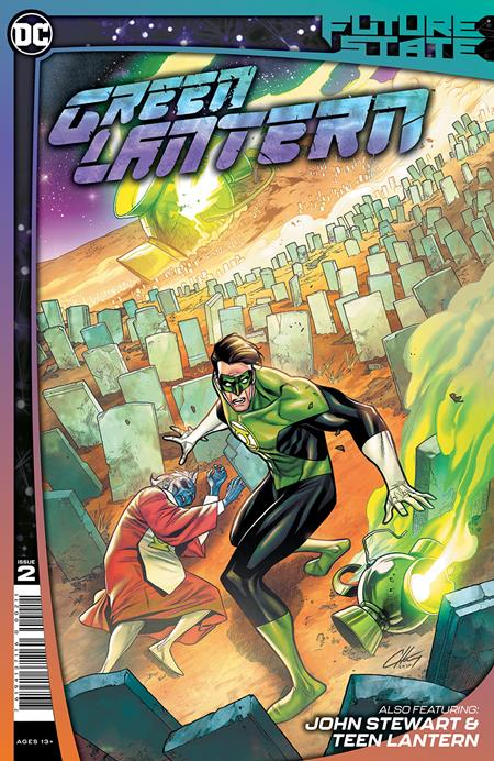 FUTURE STATE GREEN LANTERN #2 (OF 2) CVR A CLAYTON HENRY (2/9/2021)