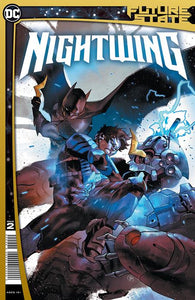 FUTURE STATE NIGHTWING #2 (OF 2) CVR A YASMINE PUTRI (2/16/21)