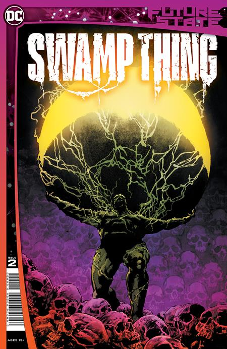 FUTURE STATE SWAMP THING #2 (OF 2) CVR A MIKE PERKINS (2/2/2021)