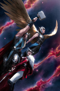 THOR #10 MIGUEL MERCADO VIRGIN ILLUMINATI EXCLUSIVE (12/02/2020) SHIPS (12/16/20)
