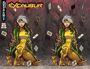 EXCALIBUR #15 KAEL NGU ILLUMINATI EXCLUSIVE BUNDLE XOS (11/25/20) SHIPS (12/10/20) 2-PACK BACKISSUE