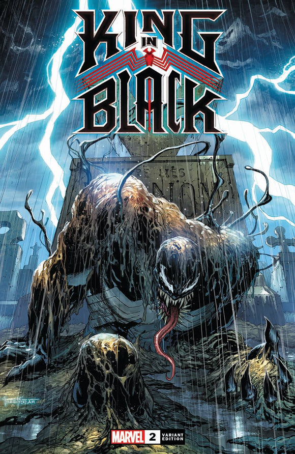 KING IN BLACK #2 (OF 5) TYLER KIRHAM UNKNOWN ILLUMINATI EXCLUSIVE(12/23/20) SHIPS (01/07/21) BACKISSUE