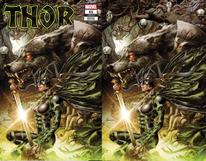 THOR #11 JAY ANACLETO UNKNOWN ILLUMINATI EXCLUSIVE BUNDLE (1/6/2021) SHIPS (1/21/2021) 2-PACK BACKISSUE