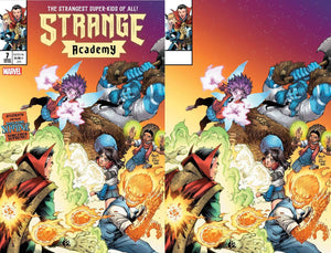 STRANGE ACADEMY #7 TODD NAUCK EXCLUSIVE BUNDLE (1/20/2021) SHIPS (2/04/2021) 2-PACK
