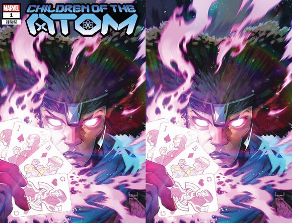 CHILDREN OF ATOM #1 KAEL NGU ILLUMINATI EXCLUSIVE BUNDLE (3/10/2021) SHIPS (3/24/21) 2-PACK