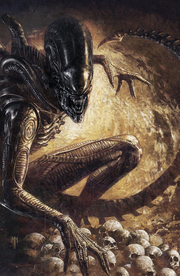 ALIEN #1 MARCO MASTRAZZO VIRGIN ILLUMINATI EXCLUSIVE (03/24/2021) SHIPS (04/010/21)