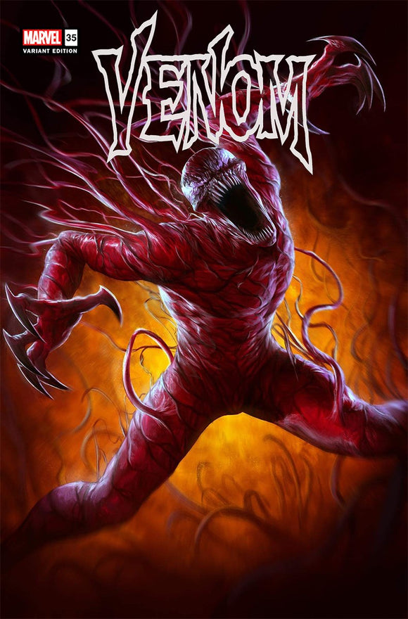 VENOM #35 DAVE RAPOZA ILLUMINIATI EXCLUSIVE 200TH ISSUE DELAYED (06/09/2021) SHIPS (06/26/21))