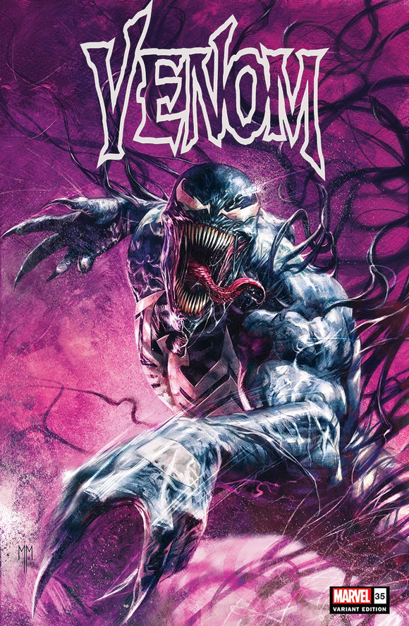 VENOM #35 MARCO MASTRAZZO ILLUMINIATI EXCLUSIVE 200TH ISSUE (06/09/2021) SHIPS (06/26/21))