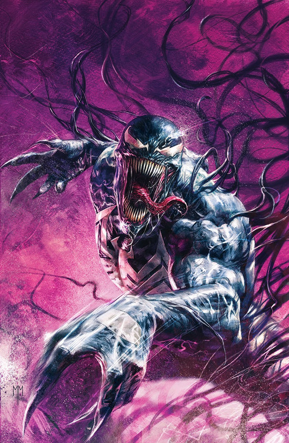 VENOM #35 MARCO MASTRAZZO VIRGIN ILLUMINIATI EXCLUSIVE 200TH ISSUE (06/09/2021) SHIPS (06/26/21))