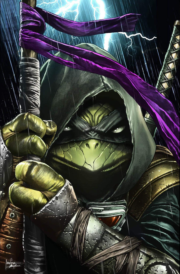 TMNT THE LAST RONIN #3 (OF 5)  MICO SAUYAN EXCLUSIVE (5/26/2021) SHIPS (6/21/2021)