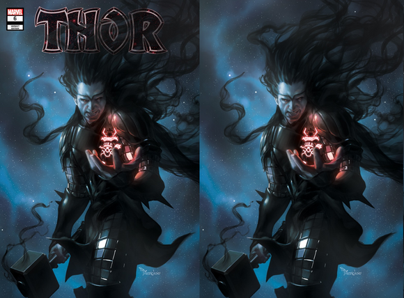 THOR #6 MERCADO EXCLUSIVE VARIANT (8/19/2020) 2-PACK
