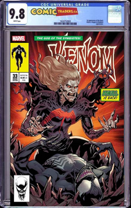 VENOM #33 KIB WILL SLINEY UNKNOWN ILLUMINATI EXCLUSIVE (5/20/2021) CGC 9.8