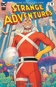 STRANGE ADVENTURES #1 (OF 12) CVR A 2ND PTG BACKISSUE