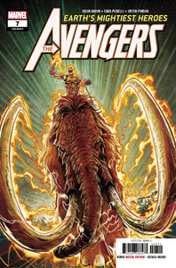 AVENGERS #7 BACKISSUE