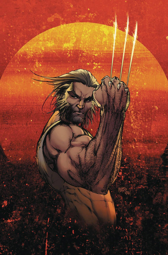 WEAPON X #1 VAR CVR A MICHAEL TURNER BACKISSUE