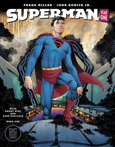 SUPERMAN YEAR ONE #1 (OF 3) ROMITA COVER (MR) BACKISSUE